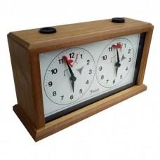 Шахматные часы механические INSA деревянные