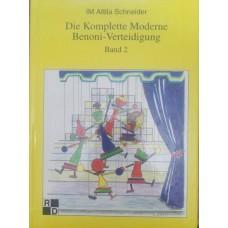 Die Komplette Moderne Benoni-Verteidigung. Band 2 (Полная защита современного Бенони. Часть 2)