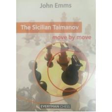 The Sicilian Taimanov: Move by Move (Сицилиец Тайманов: движение за ходом)