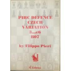 Pirc Defence Czech Variation 3…c6 (B07) (Чешская защита Пирца Вариант 3… c6 (B07))
