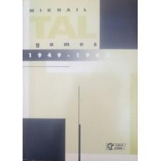 Mikhail Tal. Games 1949-1992 years. Volume 1-4 (Михаил Таль. Игры 1949-1992 годов. Том 1-4)