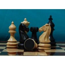 "Шахматные фигуры ""NEW TAJ"" (EBONISED)"