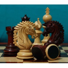 "Шахматные фигуры ""CAMELIN"" (BUDROSEWOOD)"