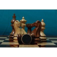 """Шахматные фигуры """"NEW TAJ"""" (SHISHAM)"""