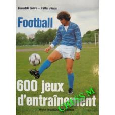 Football - 600 jeux d'entrainement