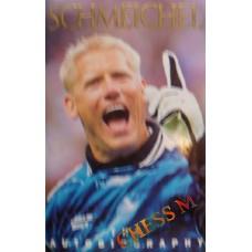 Schmeichel. The autobiography