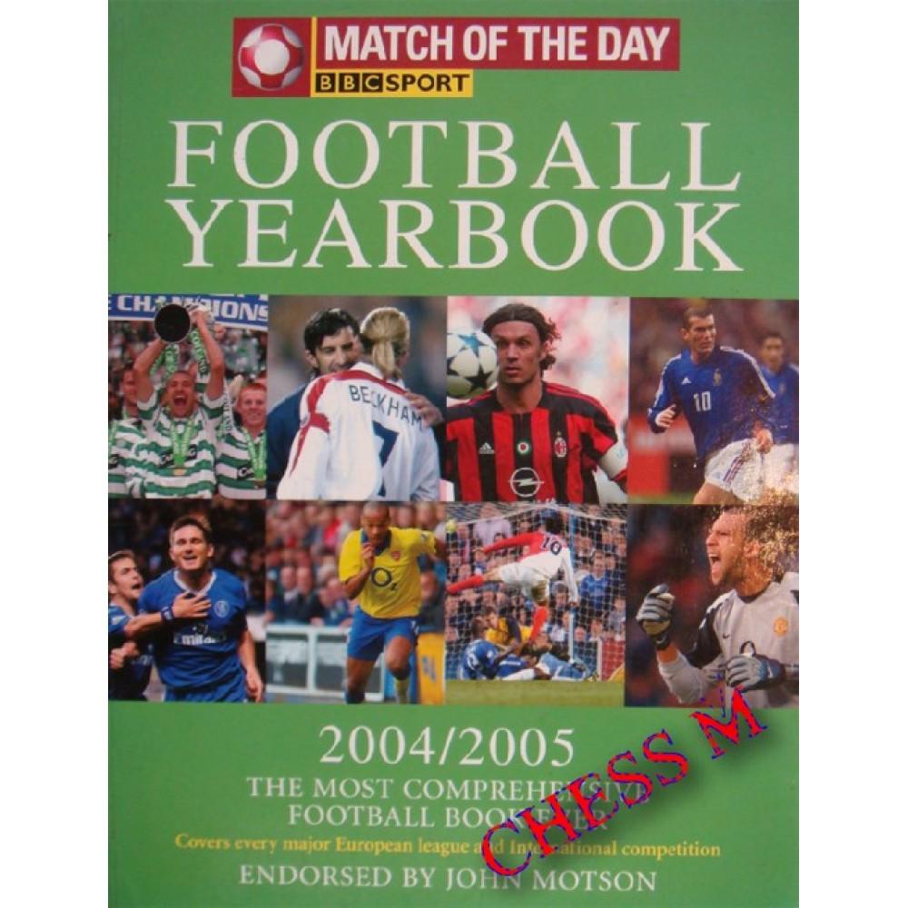 Football yearsbook 2004-2005