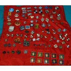 Коллекция шахматных значков